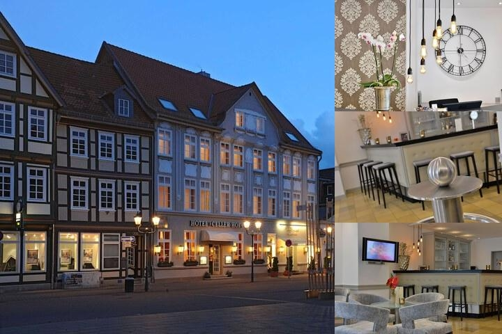 Hotel Celler Hof photo collage