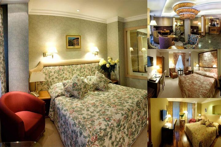 Swiss Hotel photo collage