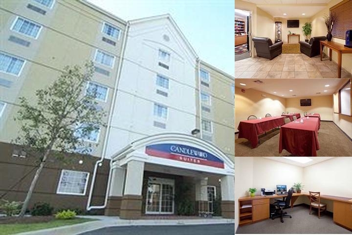 Candlewood Suites Columbia Fort Jackson photo collage