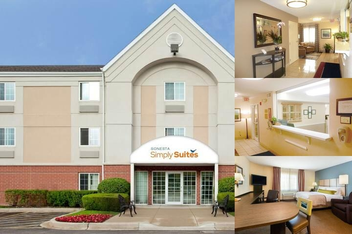 Candlewood Suites Libertyville photo collage