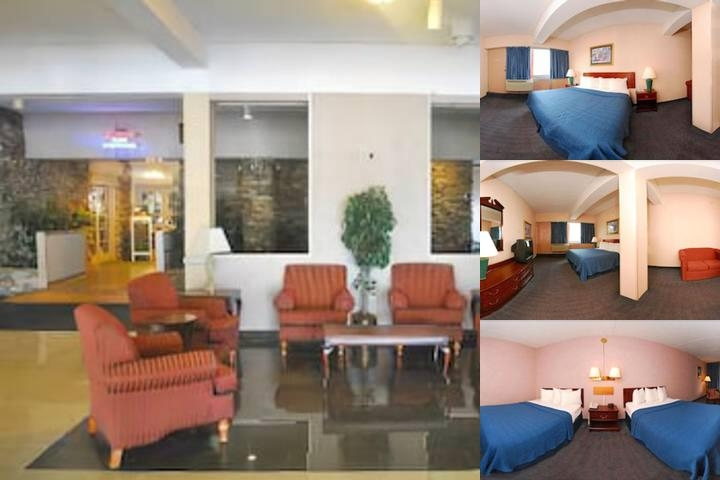 Ramada Lancaster Hotel photo collage