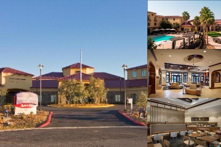 Springhill Suites by Marriott Napa Valley photo collage