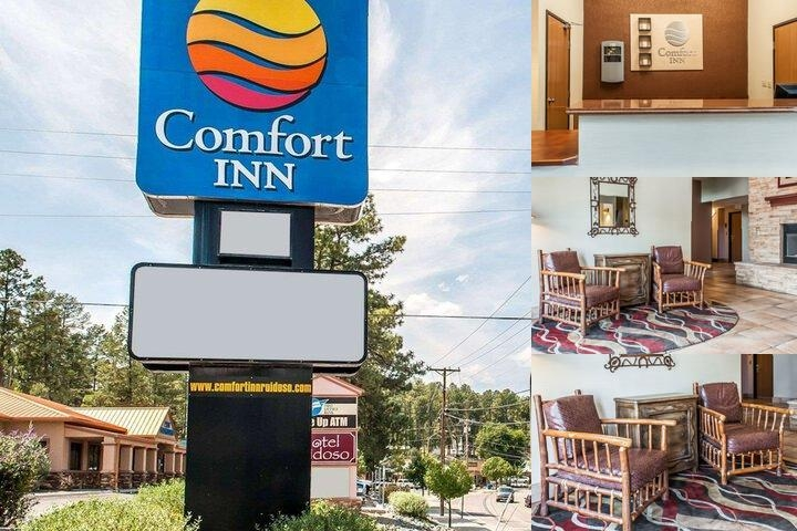 Comfort Inn Midtown Ruidoso photo collage