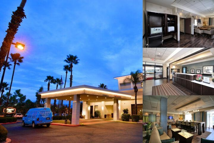 Hampton Inn Tucson Airport photo collage