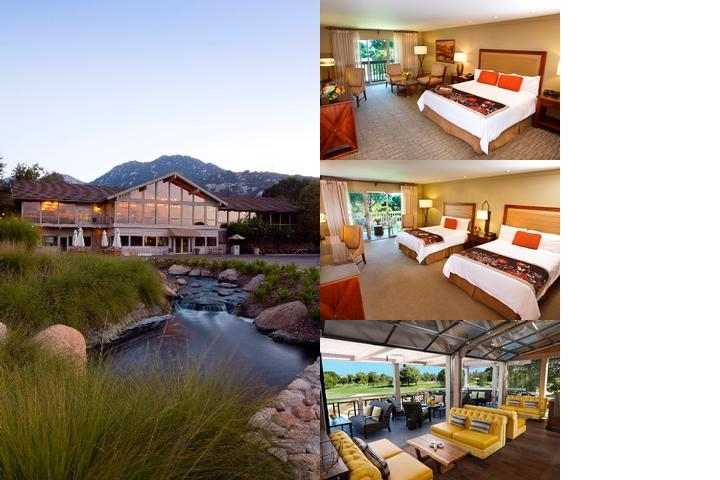 Temecula Creek Inn photo collage