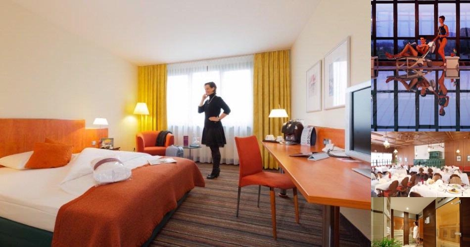 Mercure Hotel Offenburg Am Messeplatz photo collage