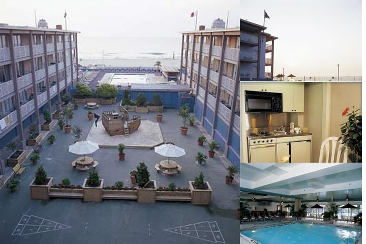 Flagship Oceanfront photo collage