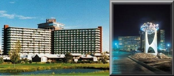 Satellite Hotel photo collage