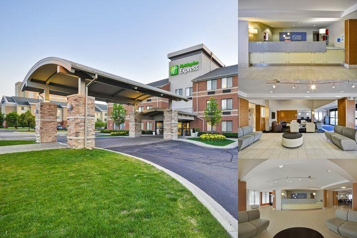Holiday Inn Express Detroit Metro Airport photo collage