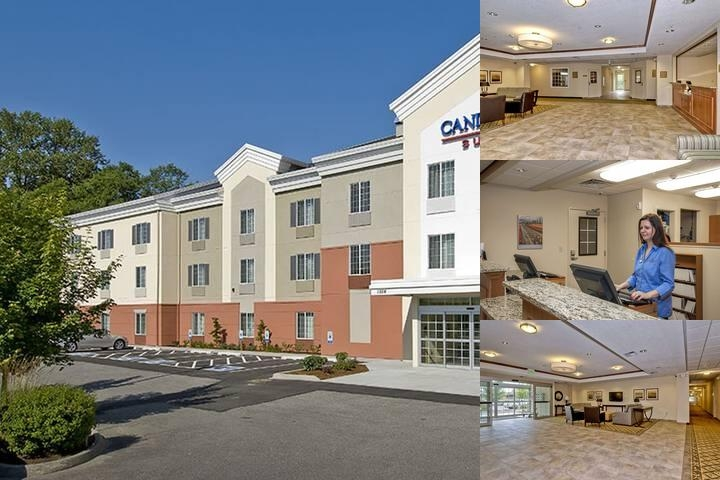 Candlewood Suites Burlington photo collage