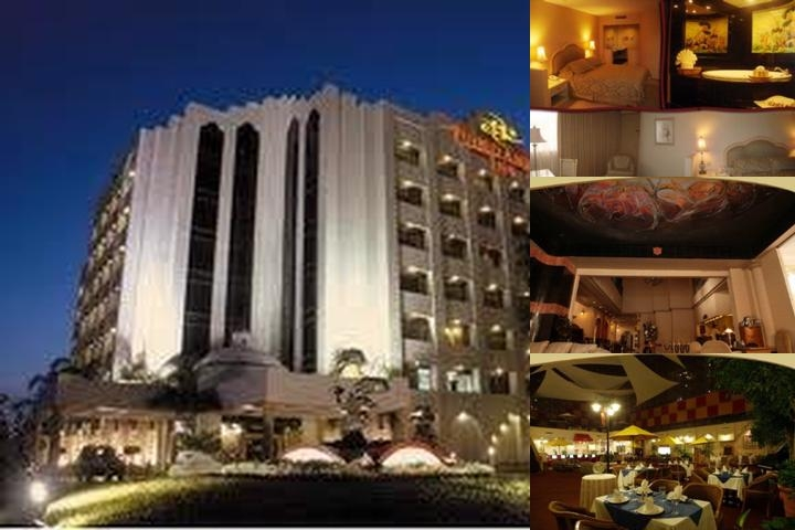 Pueblo Amigo Hotel & Casino photo collage