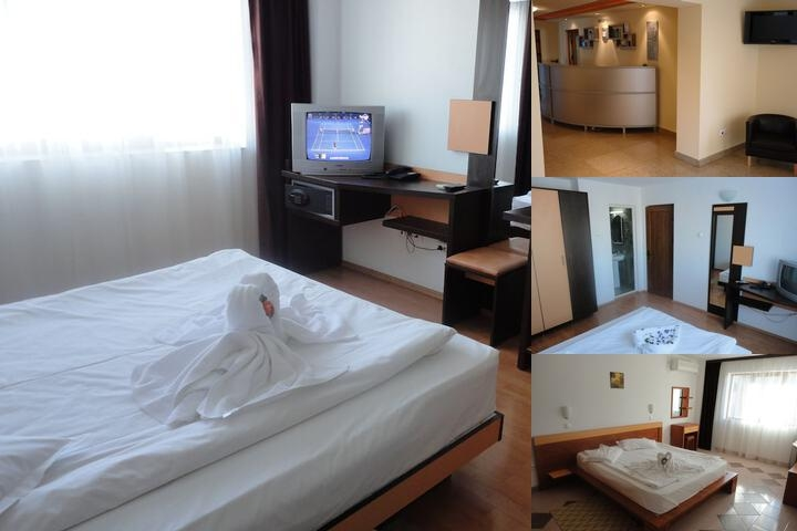 Arion Hotel photo collage