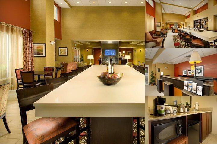 Hampton Inn & Suites Lakeland South / Polk Pkway photo collage