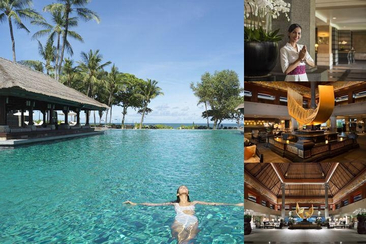 Intercontinental Bali Resort photo collage
