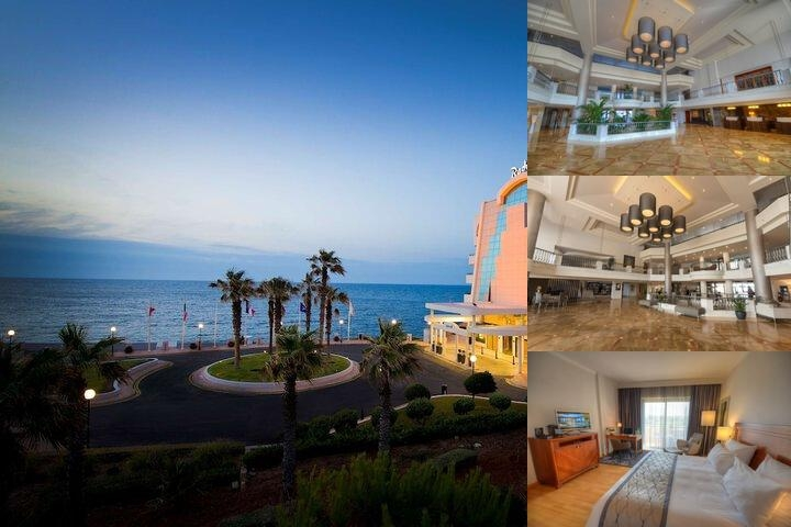 Radisson Blu Resort Malta St. Julian's photo collage