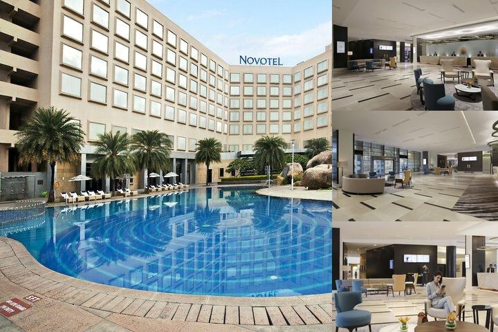 Novotel Hyderabad Convention Centre photo collage