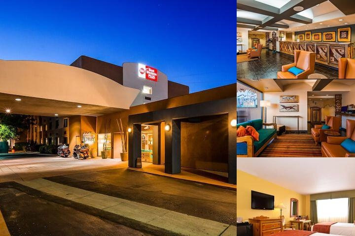 Best Western Plus Rio Grande Inn photo collage