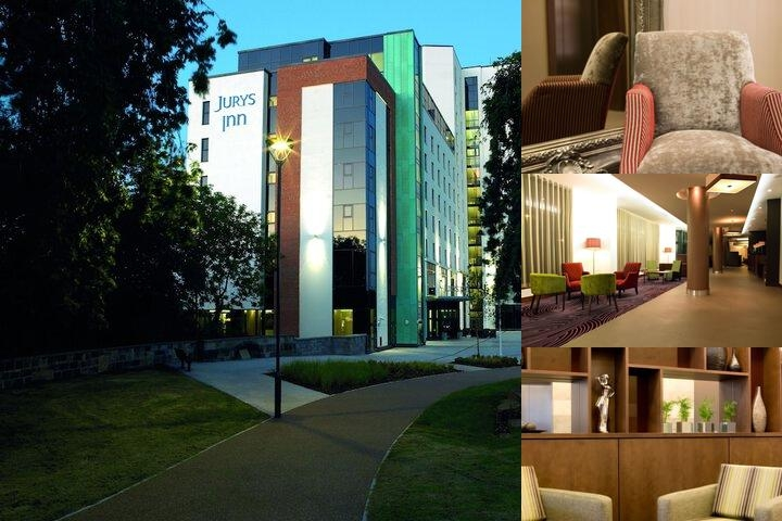 Jurys Inn Derby photo collage