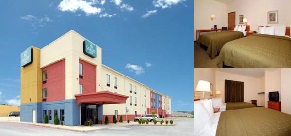 Quality Inn Joplin photo collage