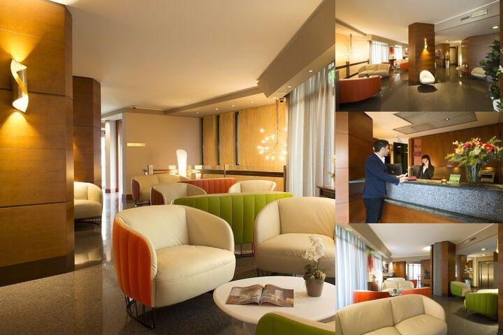 Hotel Re photo collage