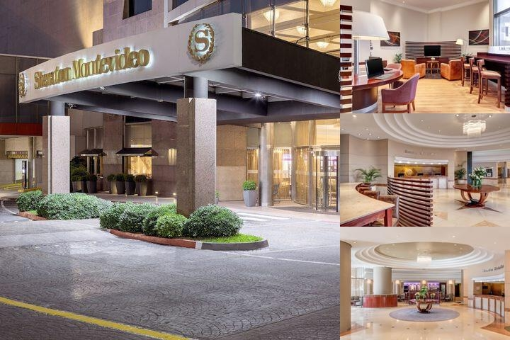 Sheraton Montevideo Hotel photo collage