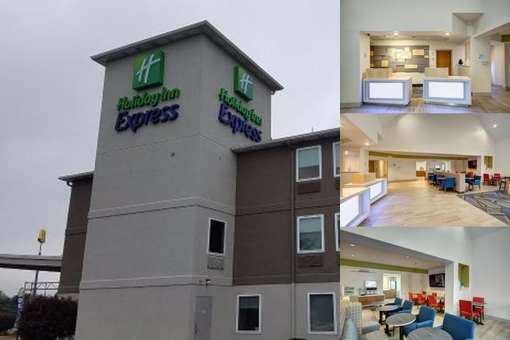 Comfort Inn Obetz photo collage