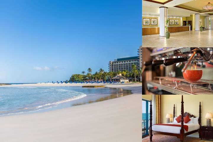 Hilton Barbados Resort photo collage