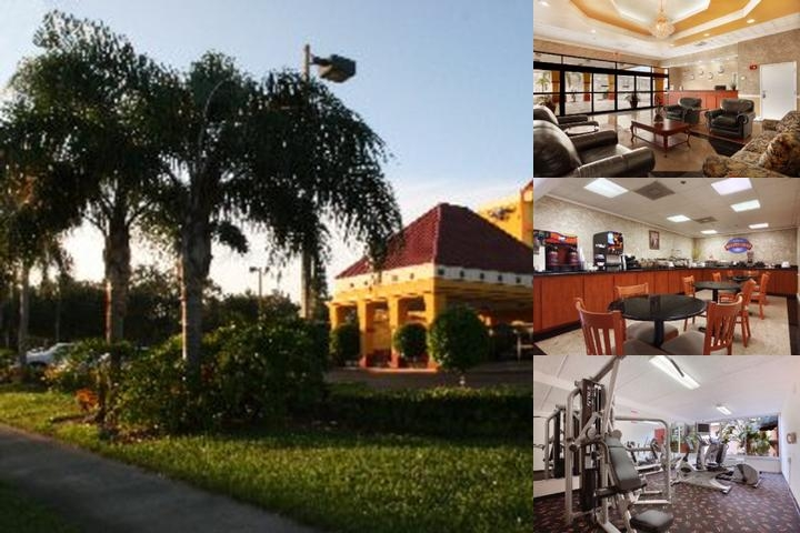 Comfort Inn Clearwater North photo collage