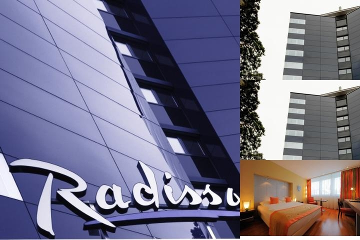 Radisson Blu Hotel St. Gallen photo collage
