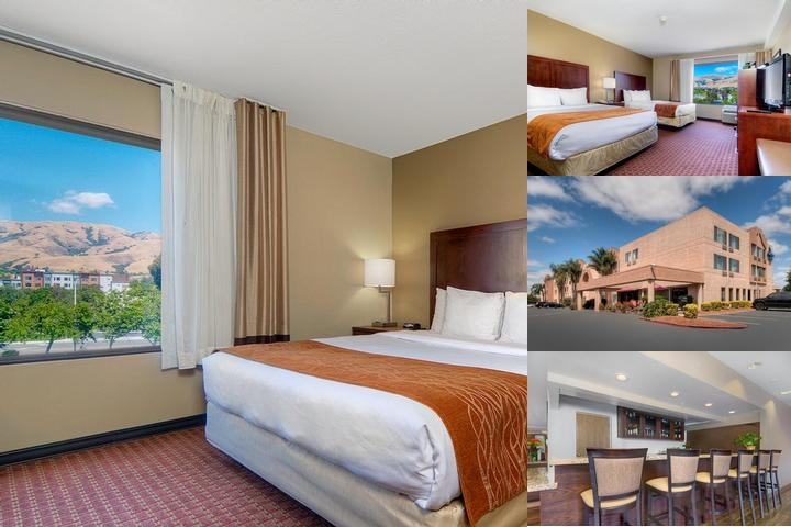 Comfort Inn Fremont photo collage