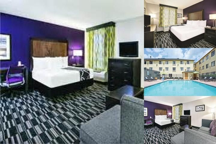 La Quinta Inn & Suites The Woodlands South photo collage