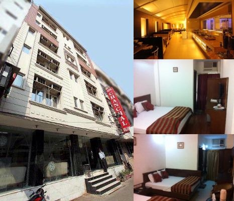 Hotel Chanchal Deluxe photo collage