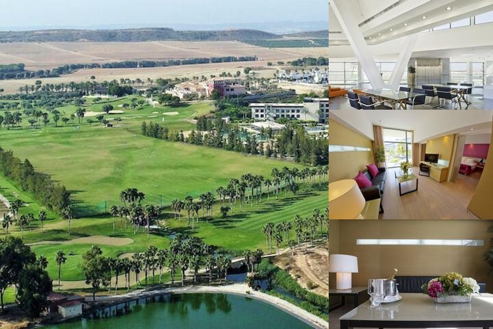 La Finca Golf Spa Resort photo collage