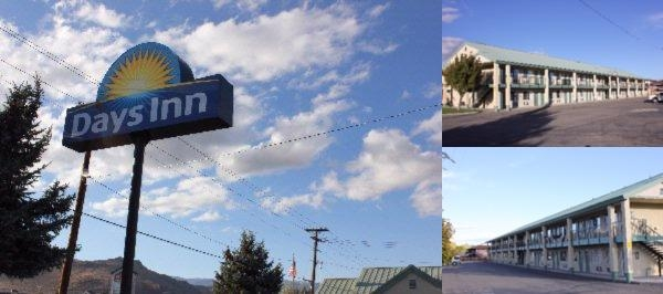 Days Inn Carson City photo collage
