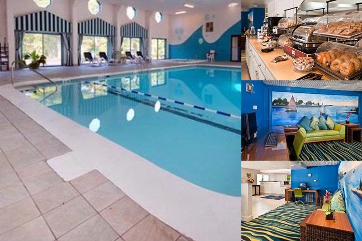 Comfort Inn Hyannis photo collage