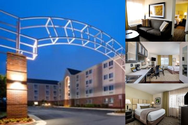 Candlewood Suites Sterling photo collage
