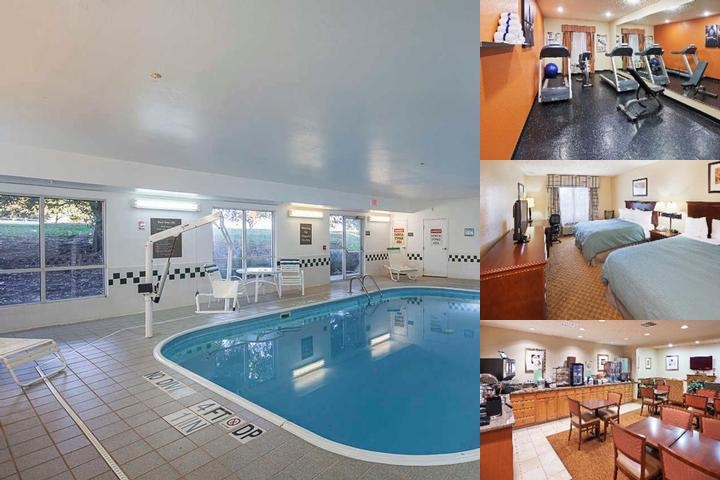 Comfort Suites Vista Ridge Mall photo collage