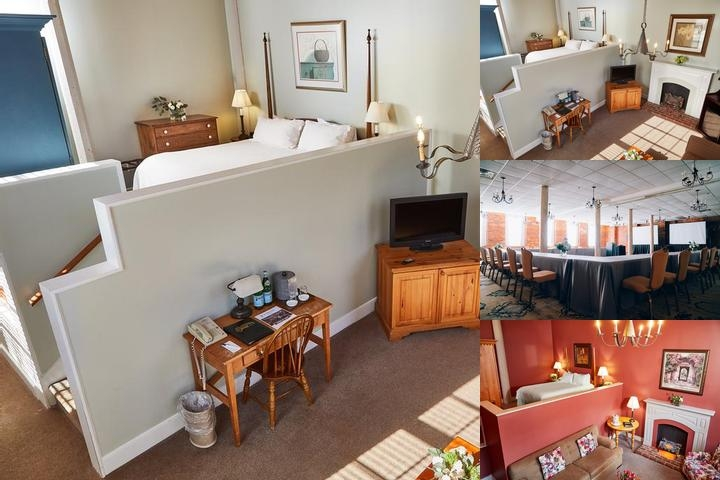 The Brookstown Inn photo collage