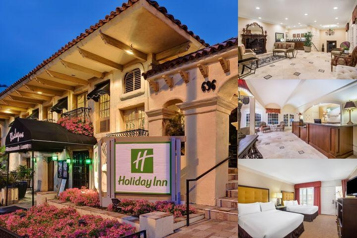 Holiday Inn Laguna Beach photo collage
