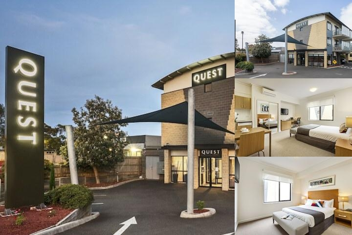 Quest Frankston photo collage
