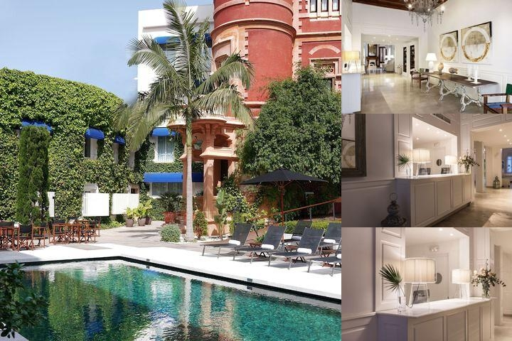 Hotel Medium Sitges Park photo collage