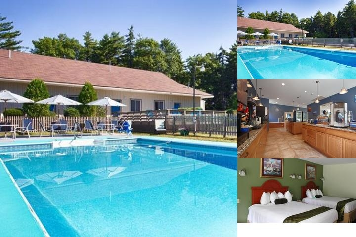 Best Western Acadia Park Inn photo collage