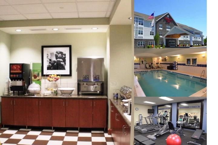 Hampton Inn Ellsworth photo collage