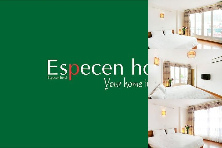 Especen Hotel photo collage