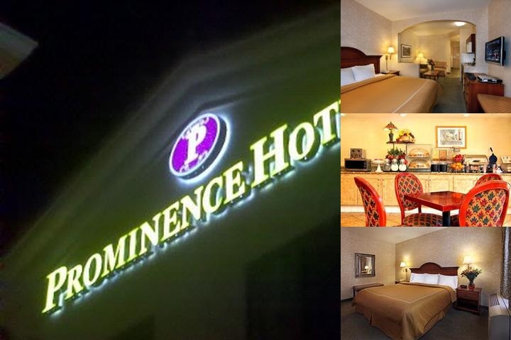 Prominence Hotel & Suites photo collage