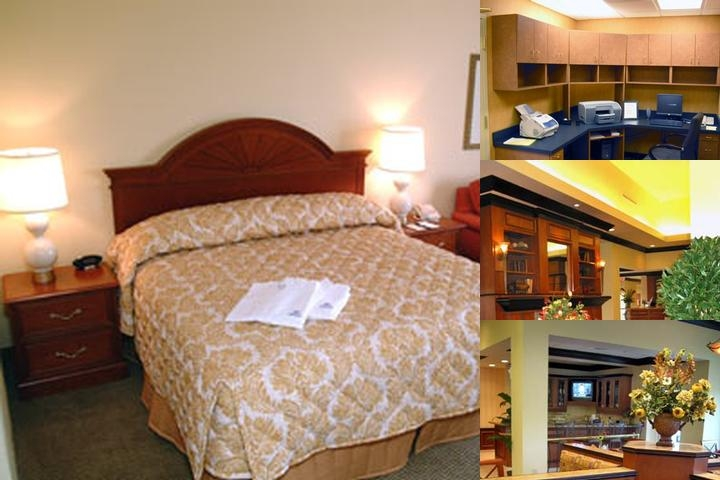 Hilton Garden Inn Indianapolis / Carmel photo collage