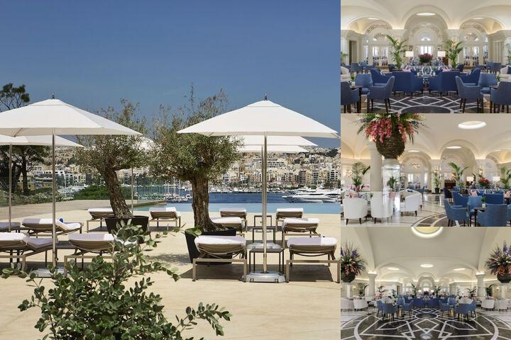 Hotel Phoenicia Malta photo collage