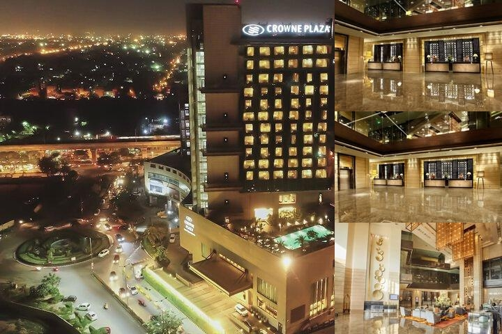 Crowne Plaza New Delhi Rohini photo collage