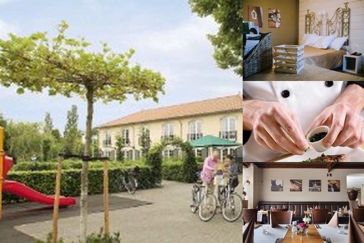 Auberge De Hilver photo collage