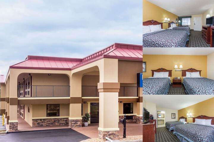Best Western Peach Inn photo collage